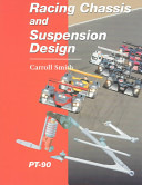 Racing Chassis and Suspension Design Book