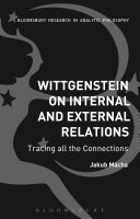 Wittgenstein on Internal and External Relations