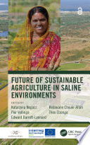 Future of Sustainable Agriculture in Saline Environments Book