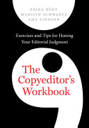 The Copyeditor's Workbook