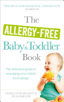The Allergy Free Baby and Toddler Book