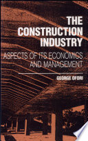 The Construction Industry Book PDF