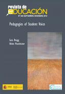 Pedagogies of Student Voice