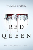 Red Queen Book Cover
