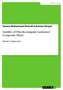 Stability of Thin Rectangular Laminated Composite Plates
