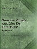 Nouveau Voyage Aux Isles De L'amerique [Pdf/ePub] eBook