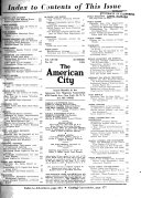 American city Book