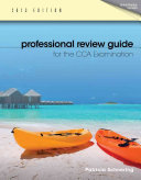 Professional Review Guide for the CCA Examination  2013 Edition