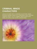 Criminal Minds Characters