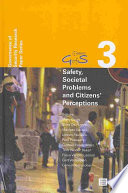Safety Societal Problems And Citizens Perceptions Book PDF