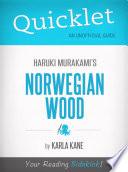 Quicklet on Norwegian Wood by Haruki Murakami