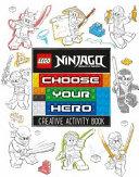 LEGO Ninjago: Choose Your Hero Doodle Book