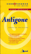 Antigone, Jean Anouilh ebook