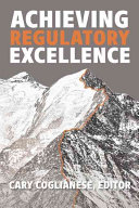 Achieving Regulatory Excellence