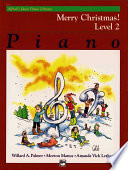 Alfred s Basic Piano Course Merry Christmas   Bk 2