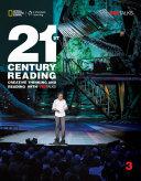 21st Century Reading 3  American English  Student Book