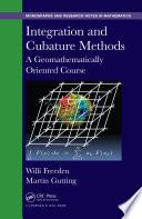 Integration and Cubature Methods