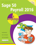 Sage 50 Payroll 2016 in easy steps