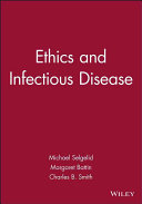 Ethics and Infectious Disease Book