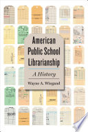 American Public School Librarianship