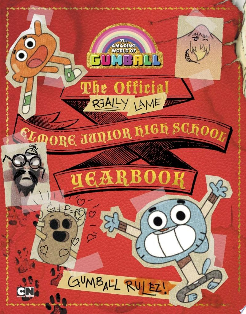 The Official Elmore Junior High School Yearbook