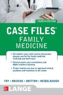 Case Files Family Medicine  Fourth Edition