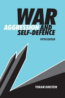 War  Aggression and Self Defence