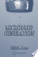 Microdrop Generation Book