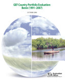 GEF Country Portfolio Evaluation: Benin (1991–2007)