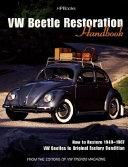 VW Beetle Restoration Handbook