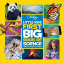 National Geographic Little Kids First Big Book of Science Book