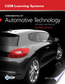 """Fundamentals of Automotive Technology"" by Vangelder"