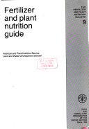 Fertilizer and Plant Nutrition Guide