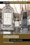Antisemitism: Exploring the Issues Pdf/ePub eBook