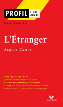 Pdf Profil - Camus (Albert) : L'Etranger Telecharger