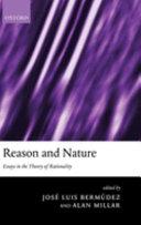 Reason and Nature