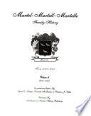 Martel/Martell/Martelle family history