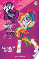 Equestria Girls  Rainbow Rocks  Book