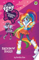 Equestria Girls  Rainbow Rocks  Book PDF