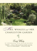 Pdf Mrs. Whaley and Her Charleston Garden