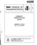 1967 census of transportation