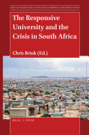 The Responsive University and the Crisis in South Africa