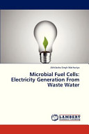 Microbial Fuel Cells  Electricity Generation From Waste Water