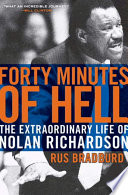 Forty Minutes of Hell Book