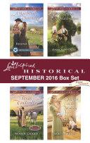 Harlequin Love Inspired Historical September 2016 Box Set