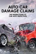 Auto Car Damage Claims