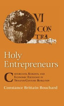 Holy Entrepreneurs: Cistercians, Knights, and Economic ...