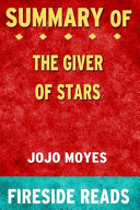Summary of The Giver of Stars Pdf/ePub eBook