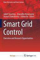Smart Grid Control Book