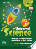 Universal Science by Pearson for CBSE Class 7